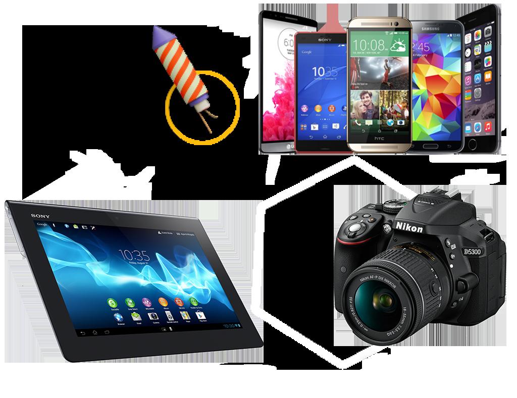 confronta cellulare e smartphone
