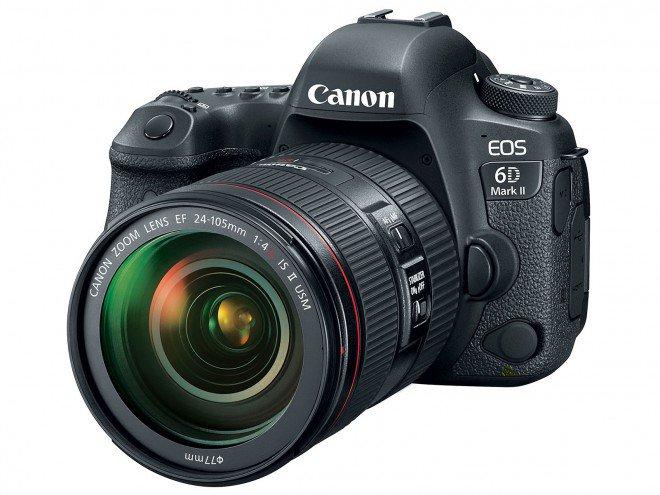 Acquista Canon 6D Mark II Reflex Confronta il Prezzo e Risparmia Online