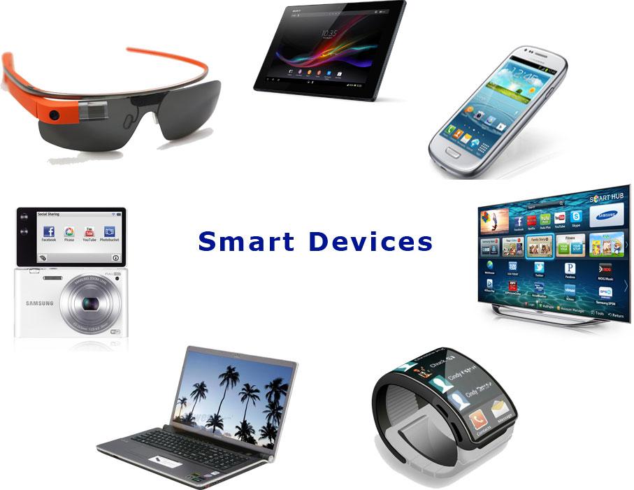 le nuove smart device tech