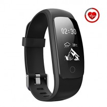 Activity Tracker IP67 Orologio Contapassi Cardiofrequenzimetro Bluetooth