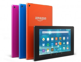 Recensione Amazon Fire HD 8