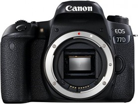 Recensione Canon 77D