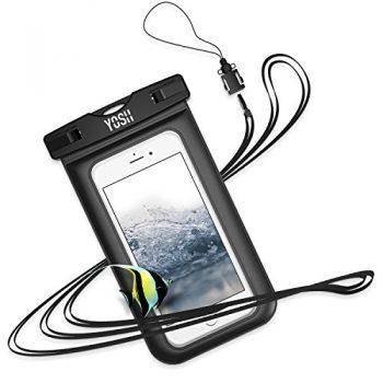 negozio online f80ec 46973 Le Migliori Custodie Impermeabili per Smartphone da Mare per iPhone e  Android