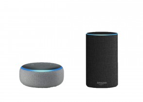 Amazon Echo Dot  ed Echo