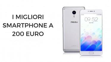Migliori Smartphone Sotto i 200€ Ottobre 2017